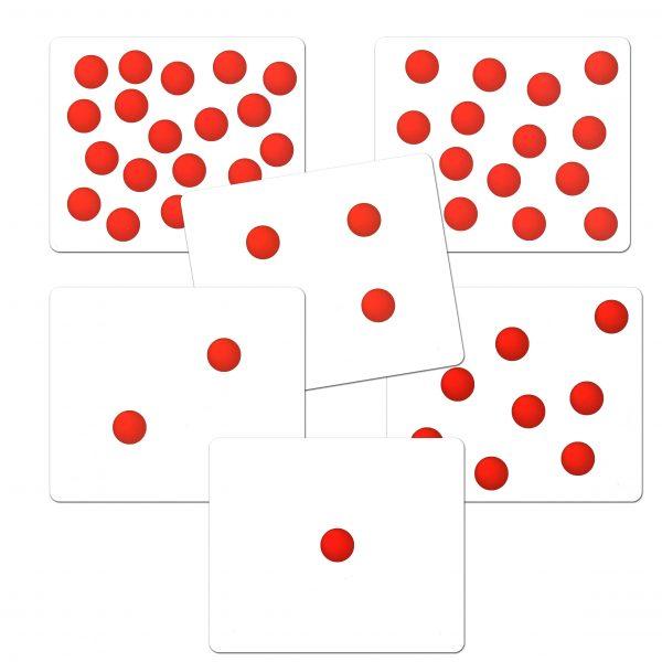 Картки Домана Лічба