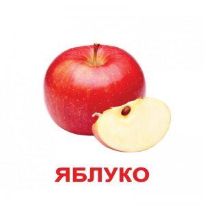 """Карточки Домана """"Мои первые знания"""" на укр."""