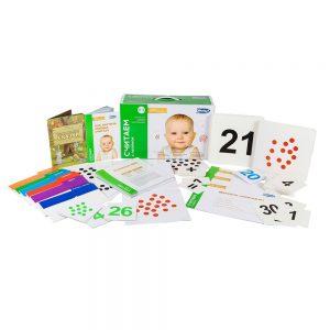 Подарочный набор Математика с пелёнок