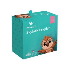 Подарочный набор Умница. Skylark English