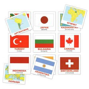 Картки Домана Прапори